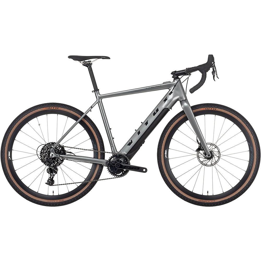 Vitus E Substance Aluminium E Adventure Bike 2021 - Anthracite - XL, Anthracite