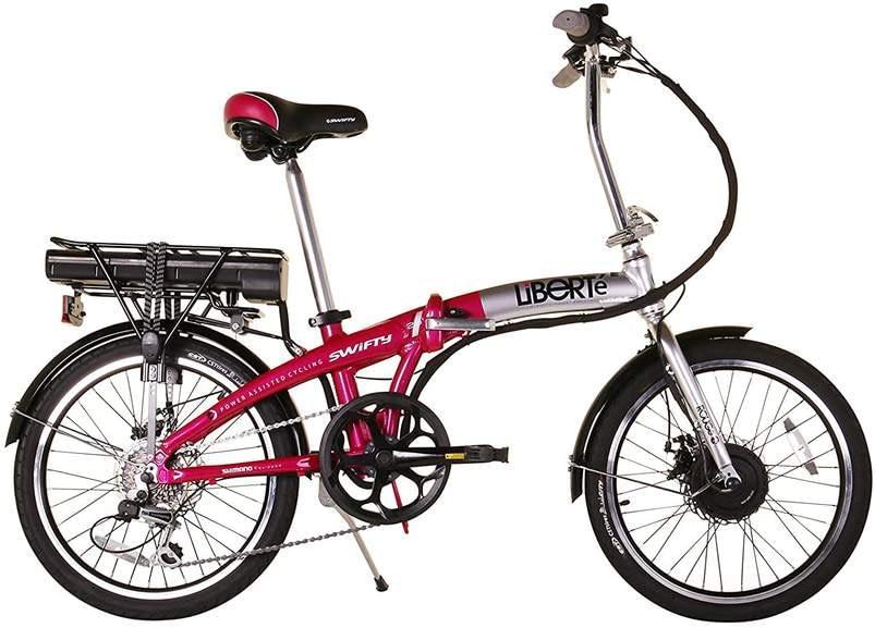 The Swifty Liberte Folding Bike Review