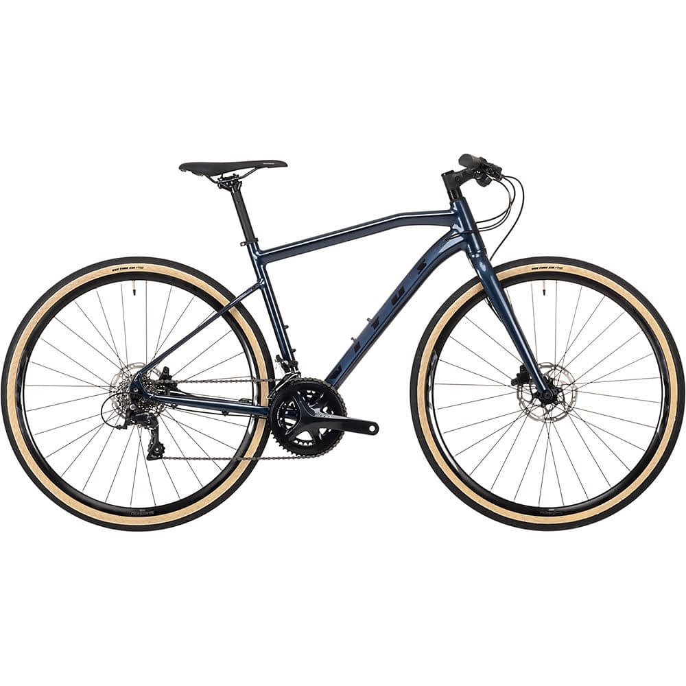 Vitus Mach 3 VRS Urban Bike (Sora) 2021 - Slate Blue - XS, Slate Blue