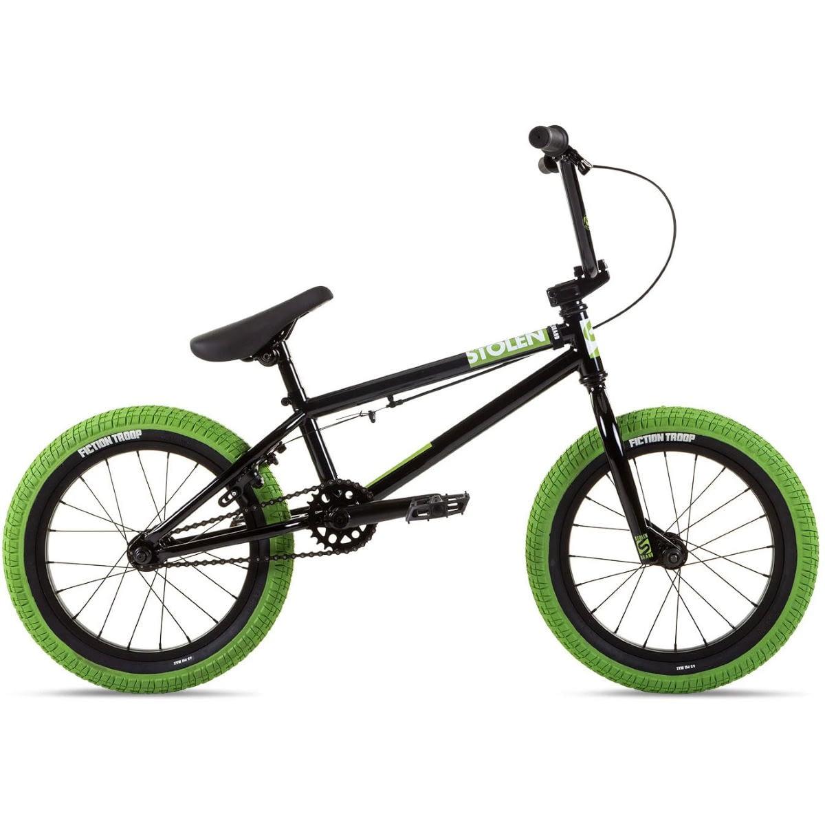 "Stolen Agent 16"" BMX Bike (2021) Freestyle BMX Bikes"