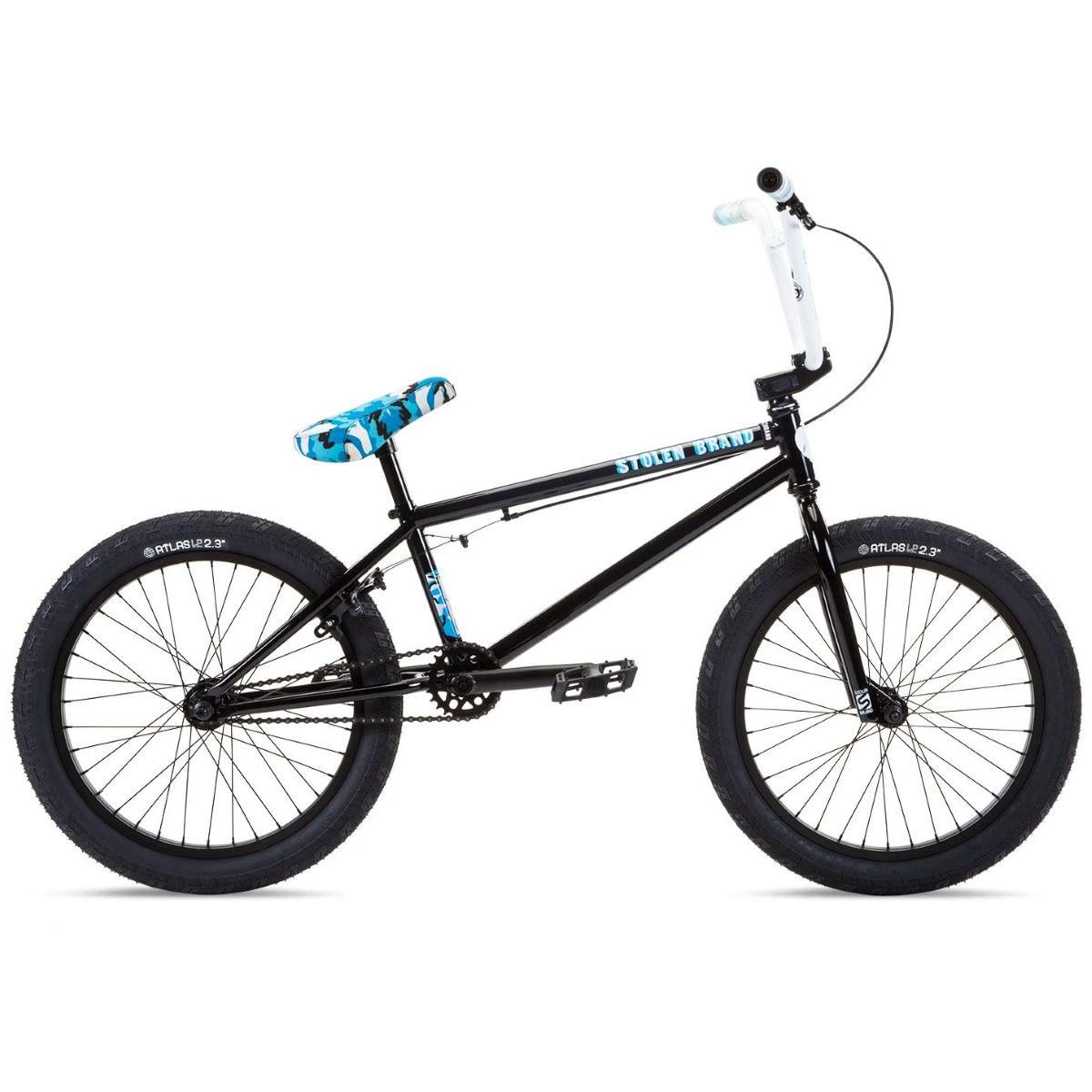 "Stolen Stereo 20"" BMX Bike (2021) Freestyle BMX Bikes"