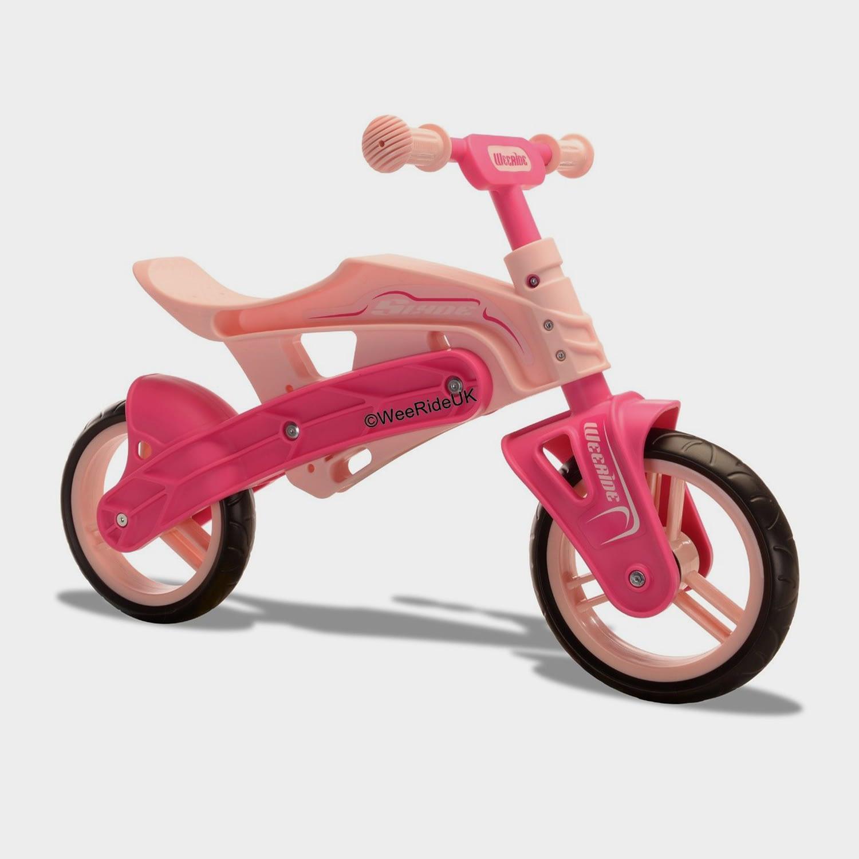 Wee Ride Slyde Balance Bike, PINK/PINK
