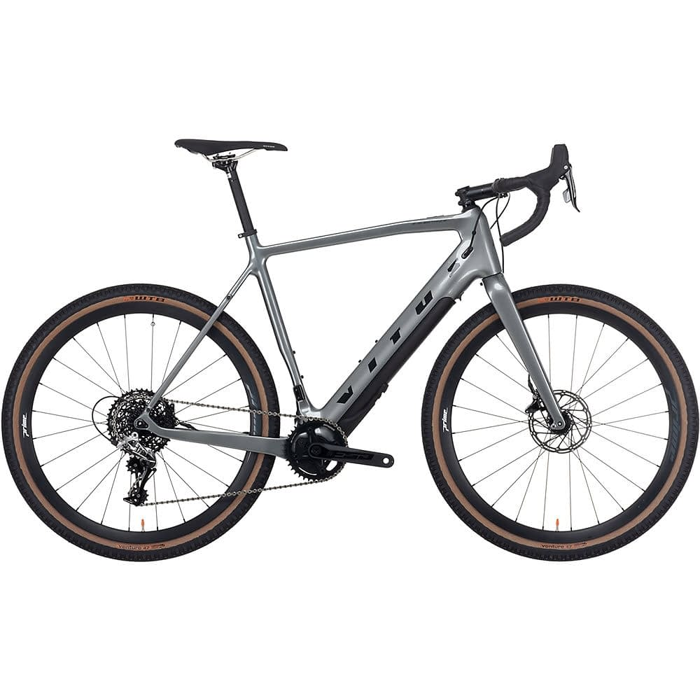Vitus E Substance Carbon E Adventure Bike 2021 - Anthracite - XL, Anthracite