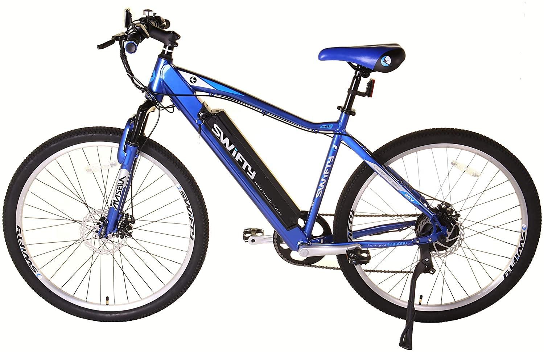 The Swifty electric mountain bike UK