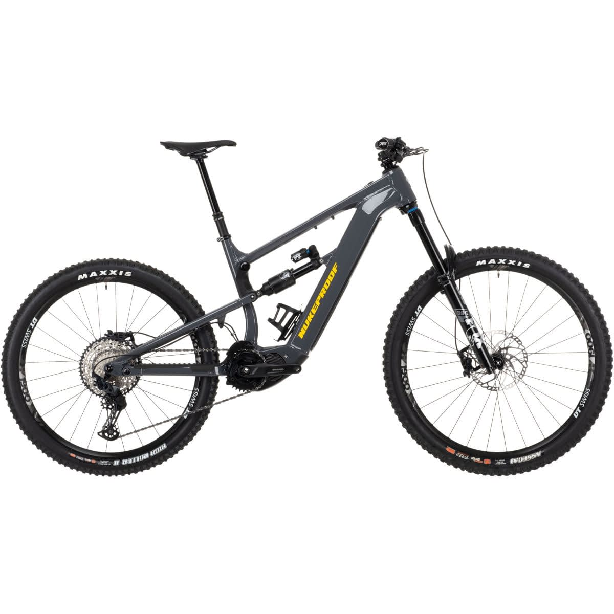 Nukeproof Megawatt 297 Elite Bike (SLX - 2021) Electric Mountain Bikes