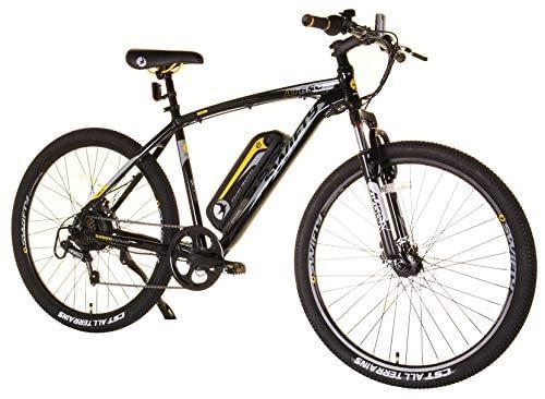The Swifty electric mountain bike
