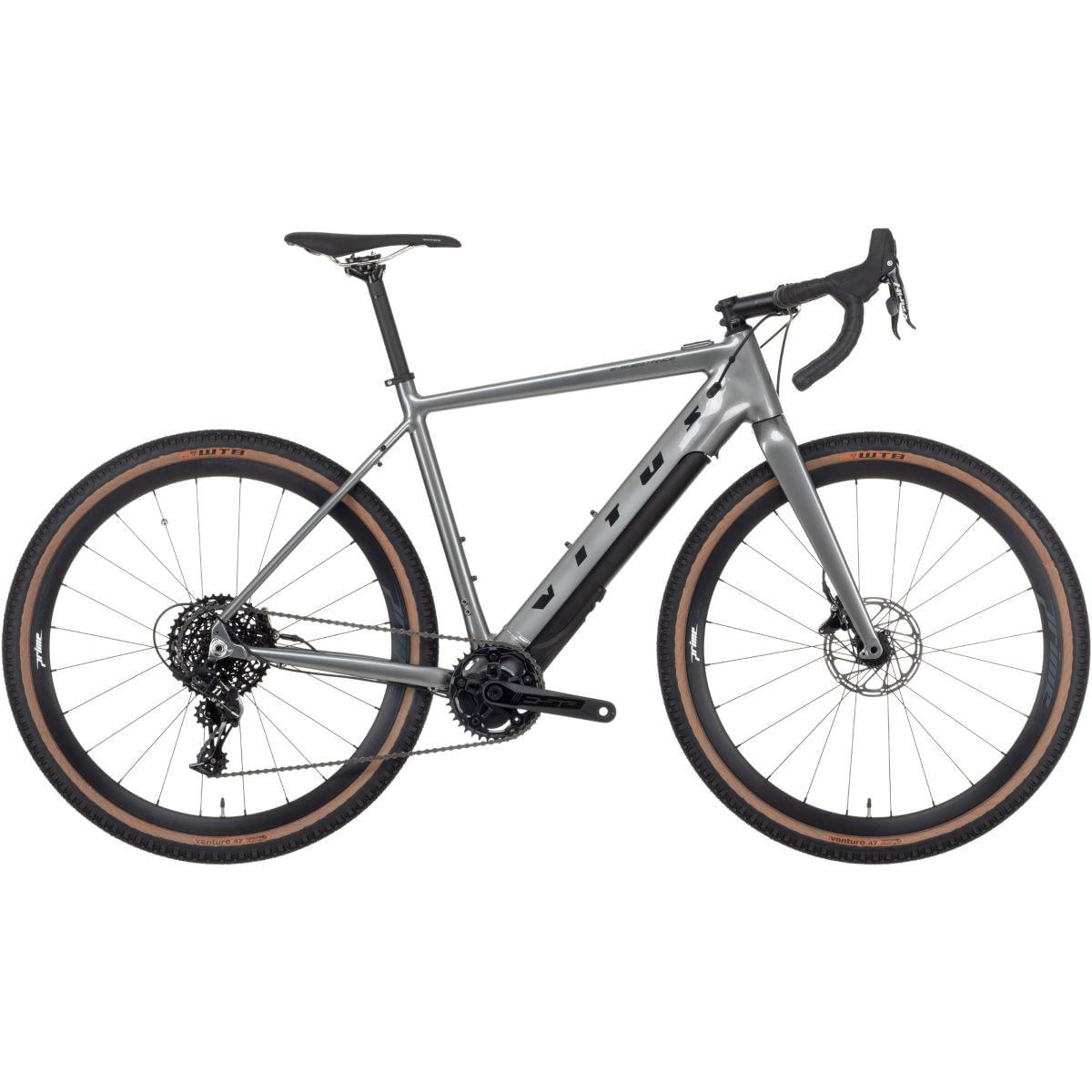Vitus E Substance Aluminium E Adventure Bike (Fazua - 20 Electric Road Bikes