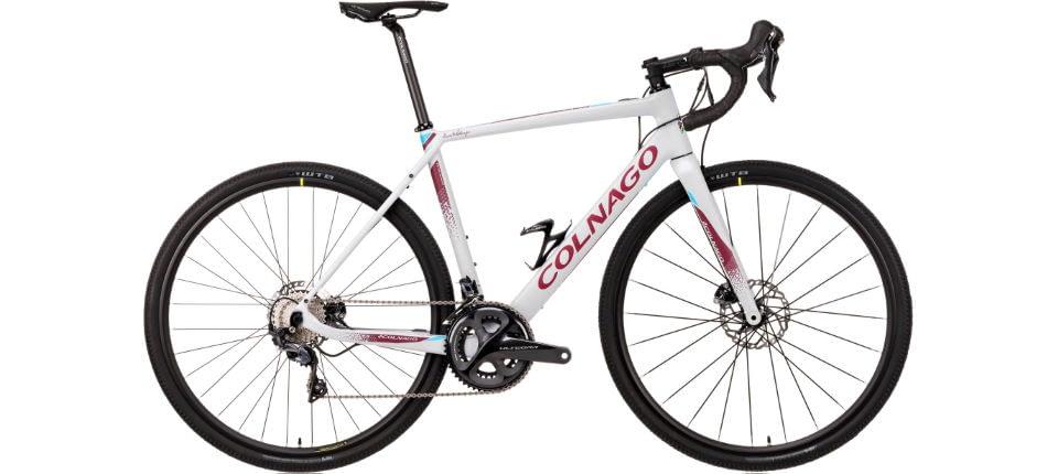 Colnago EGRV Disc Gravel E-Bike (2020)