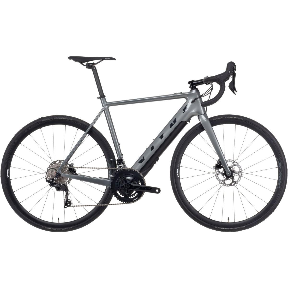 Vitus Emitter Carbon E Road Bike (Fazua - 2021) Electric Road Bikes